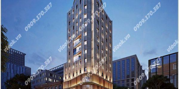 Cao ốc cho thuê văn phòng The Address Nam Kỳ Khởi Nghĩa, Quận 3 - vlook.vn