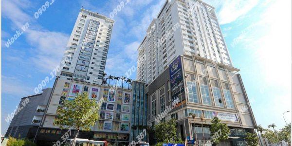 Cao ốc cho thuê văn phòng The Pegasus Võ Thị Sáu, Biên Hòa, Đồng Nai - vlook.vn