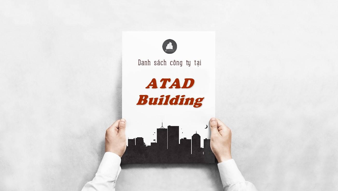 Danh sách công ty tại tòa nhà ATAD Building, Quận 5 - vlook.vn