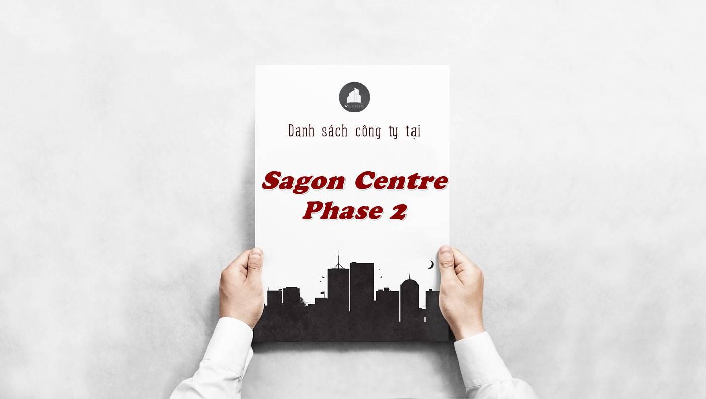 Danh sách công ty tại tòa nhà Saigon Centre Phase 2, Quận 1 - vlook.vn