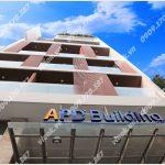 Cao ốc cho thuê văn phòng APD Building Sông Đà Quận Tân Bình- vlook.vn