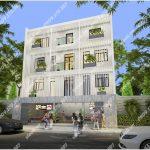 Cao ốc cho thuê văn phòng Ba Gia Building Quận Tân Bình - vlook.vn