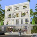 Cao ốc cho thuê văn phòng Ba Gia Building, Quận Tân Bình - vlook.vn