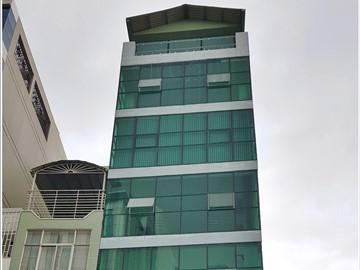 Cao ốc cho thuê văn phòng Building 80, Bạch Đằng, Quận Tân Bình - vlook.vn