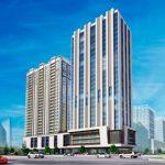 Cao ốc cho thuê văn phòng CII Tower Điện Biên Phủ, Quận Bình Thạnh- vlook.vn
