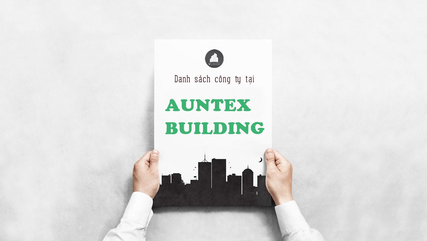 Danh sách công ty thuê văn phòng tại Auntex Building-Đường 9A, Huyện Bình Chánh - vlook.vn
