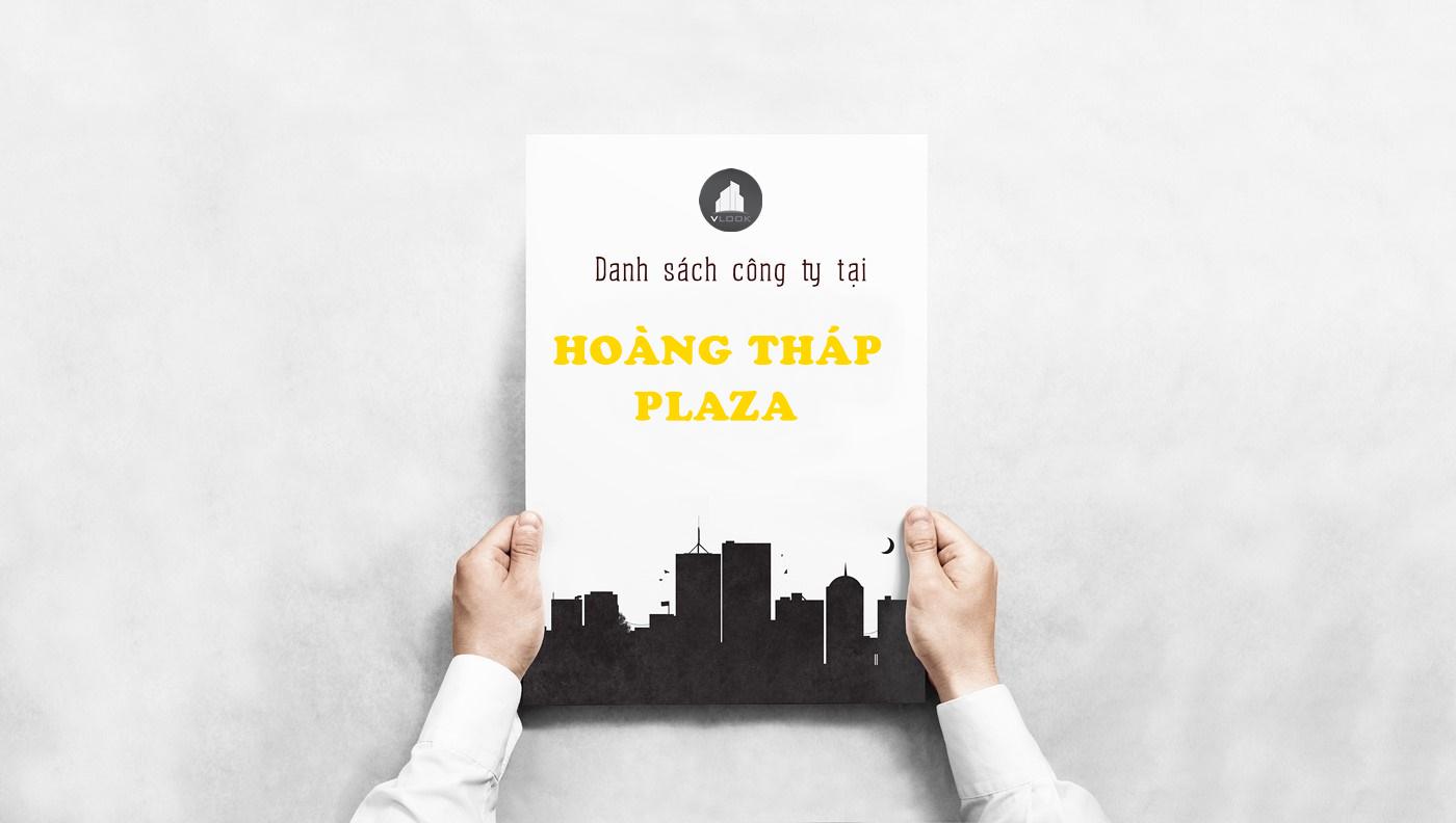 Danh sách công ty thuê văn phòng tại Hoàng Tháp Plaza-Đường 9A, Huyện Bình Chánh - vlook.vn
