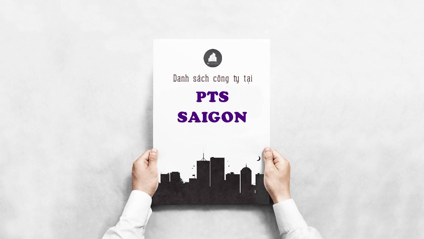 Danh sách công ty thuê văn phòng tại PTS Saigon Huỳnh Tấn Phát, Quận 7 - vlook.vn