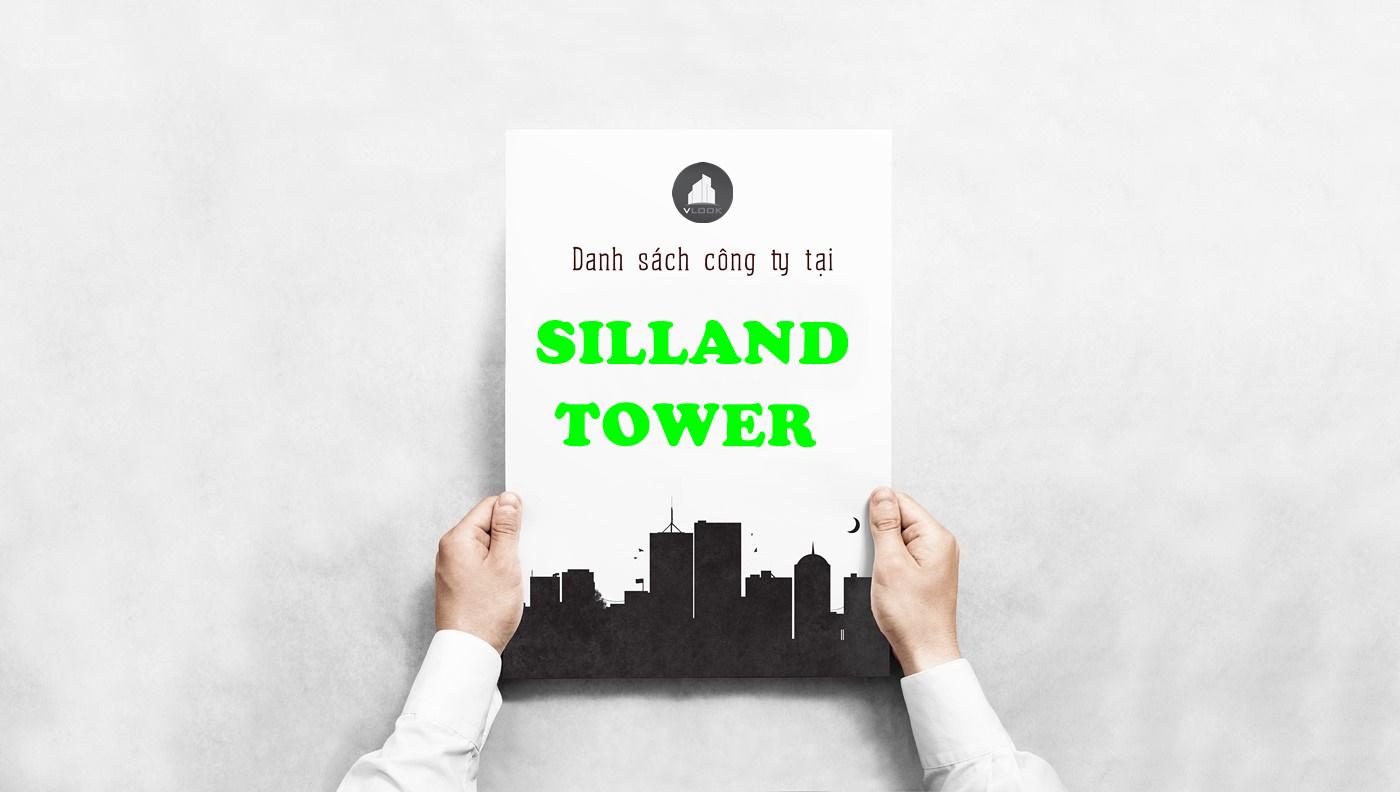 Danh sách công ty thuê văn phòng tại Silland Tower, Đường 9A, Huyện Bình Chánh - vlook.vn