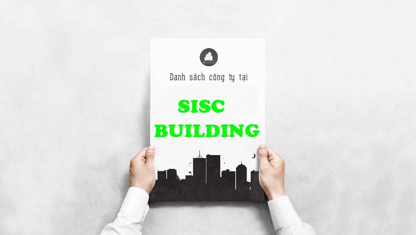 Danh sách công ty thuê văn phòng tại SISC Building, Đường 9A, Huyện Bình Chánh - vlook.vn
