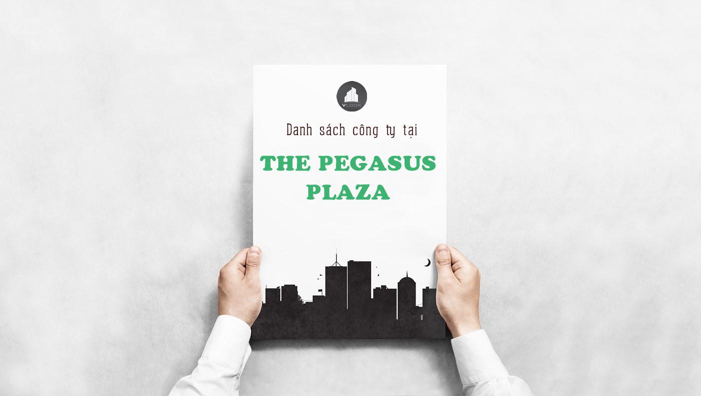 Danh sách công ty tại tòa nhà The Pegasus Plaza, Võ Thị Sáu, Tỉnh Đồng Nai - vlook.vn