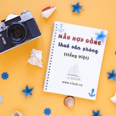 Mẫu hợp đồng thuê văn phòng làm việc bằng tiếng Việt - vlook.vn