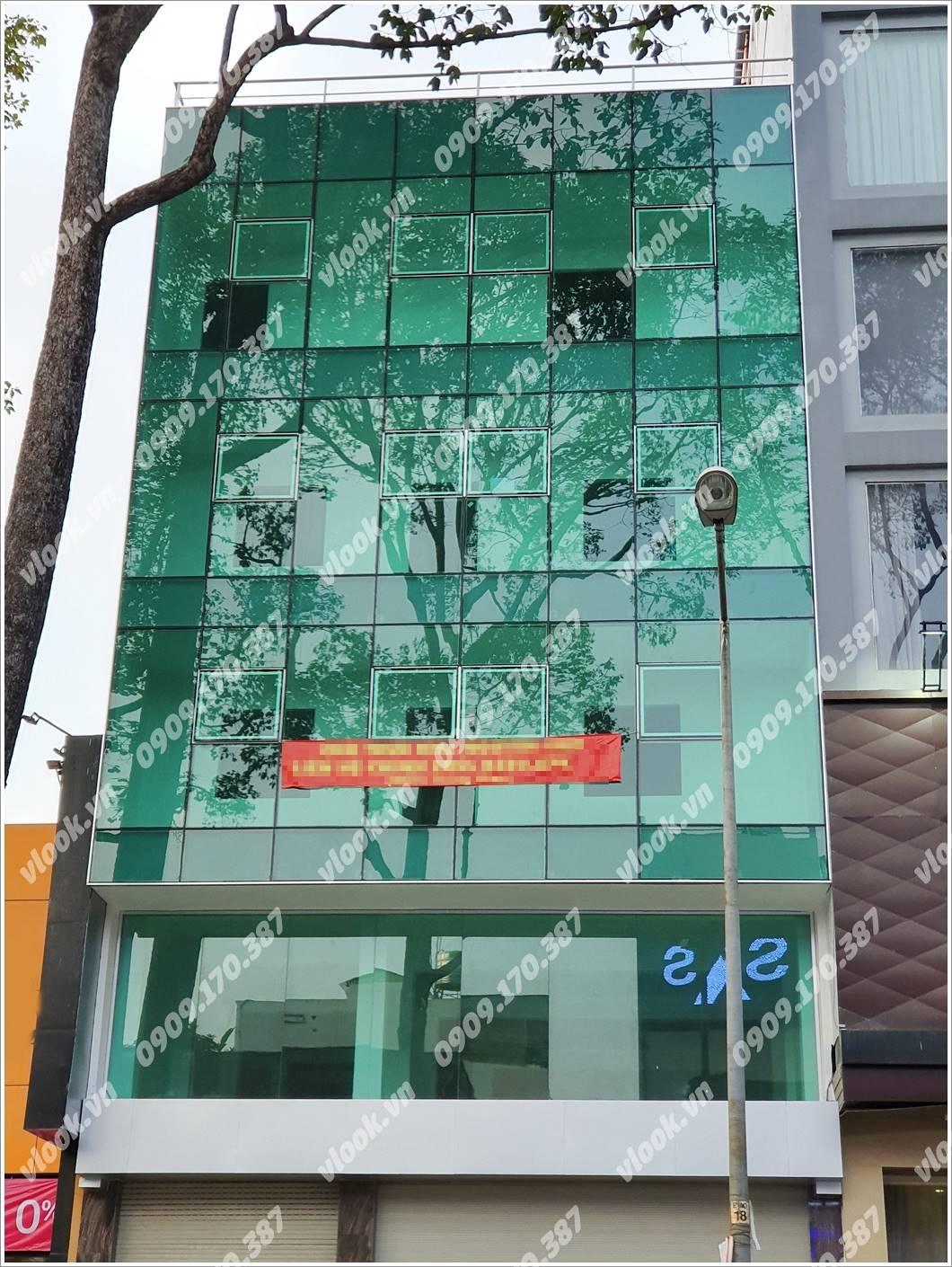 Cao ốc cho thuê văn phòng THD Building Trần Hưng Đạo Quận 5 - vlook.vn
