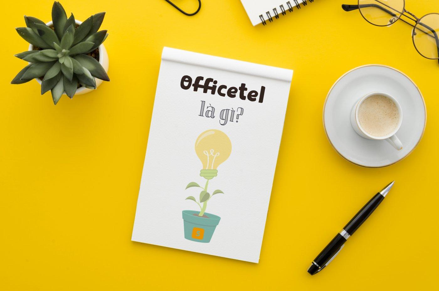 Officetel là gì? Giải đáp mọi thắc mắc về office-tel tại Việt Nam