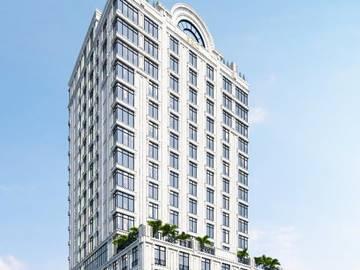 Cao ốc cho thuê văn phòng Pearl 5 Lê Quý Đôn Quận 3 - vlook.vn