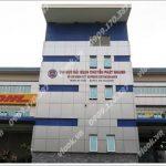 Cao ốc cho thuê văn phòng Sabay Office Thăng Long, Quận Tân Bình - vlook.vn