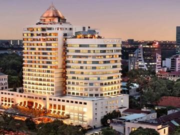 Cao ốc cho thuê văn phòng Sofitel Plaza Saigon, Lê Duẩn, Quận 1 - vlook.vn