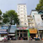 Cao ốc cho thuê văn phòng LHP Building Lê Hồng Phong Quận 10 - vlook.vn