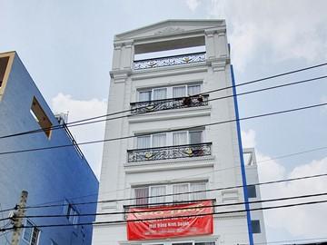 Cao ốc cho thuê văn phòng Tòa Nhà Hòa Hưng Quận 10 - vlook.vn