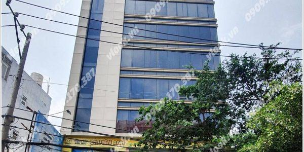 Cao ốc cho thuê văn phòng Việt Anh Building Nguyễn Trọng Tuyển Quận Phú Nhuận - vlook.vn