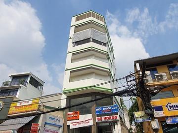 Cao ốc văn phòng cho thuê Building 116 Bùi Đình Túy, Quận Bình Thạnh, TP.HCM - vlook.vn