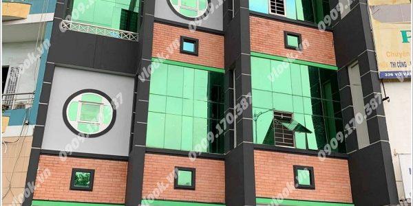 Cao ốc văn phòng cho thuê Building 858 Võ Văn Kiệt, Quận 5, TP.HCM - vlook.vn