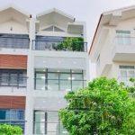 Cao ốc cho thuê văn phòng Khánh Phạm Building, Nguyễn Thị Thập, Quận 7, TPHCM - vlook.vn