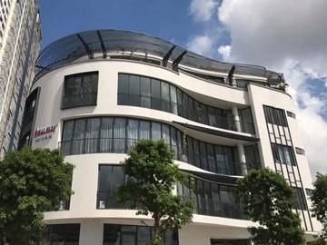 Cao ốc cho thuê văn phòng La Casa, Hoàng Văn Thái, Quận 7, TPHCM - vlook.vn