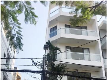 Cao ốc cho thuê văn phòng Lâm Văn Bền Building, Quận 7, TPHCM - vlook.vn