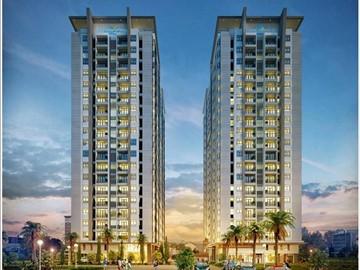 Cao ốc cho thuê văn phòng Luxcity Huỳnh Tấn Phát, Quận 7, TPHCM - vlook.vn