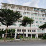Cao ốc cho thuê văn phòng Manulife Hoàng Văn Thái, Quận 7, TPHCM - vlook.vn