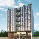 Cao ốc văn phòng cho thuê MD Office Trương Quốc Dung, Quận Phú Nhuận, TP.HCM - vlook.vn