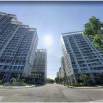 Cao ốc cho thuê văn phòng Midtown Phú Mỹ Hưng, Quận 7, TPHCM - vlook.vn