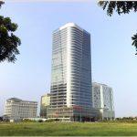 Cao ốc cho thuê văn phòng Petroland Tower, Tân Trào, Quận 7, TPHCM - vlook.vn