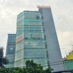 Cao ốc cho thuê văn phòng Phúc Tấn Nguyên Building, Nguyễn Thị Thập, Quận 7, TPHCM - vlook.vn