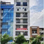 Cao ốc văn phòng cho thuê An Tín Homes, Võ Văn Kiệt, Quận 1 TP.HCM - vlook.vn
