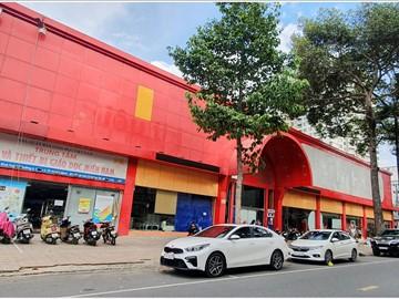 Văn phòng cho thuê CT Land Building, Trần Bình Trọng, Quận 5 - vlook.vn