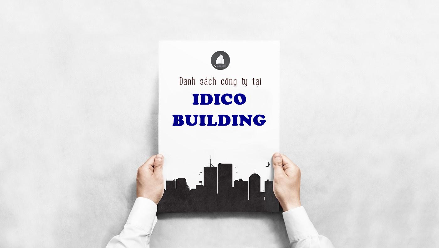 Danh sách công ty tại tòa nhà Chung cư Idico Tân Phú Quận Tân Phú - vlook.vn