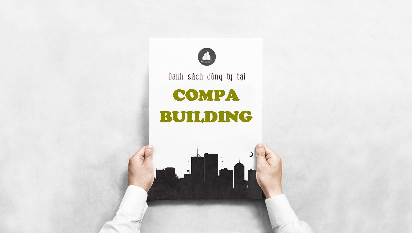 Danh sách công ty tại tòa nhà Compa Building, Điện Biên Phủ, Quận Bình Thạnh