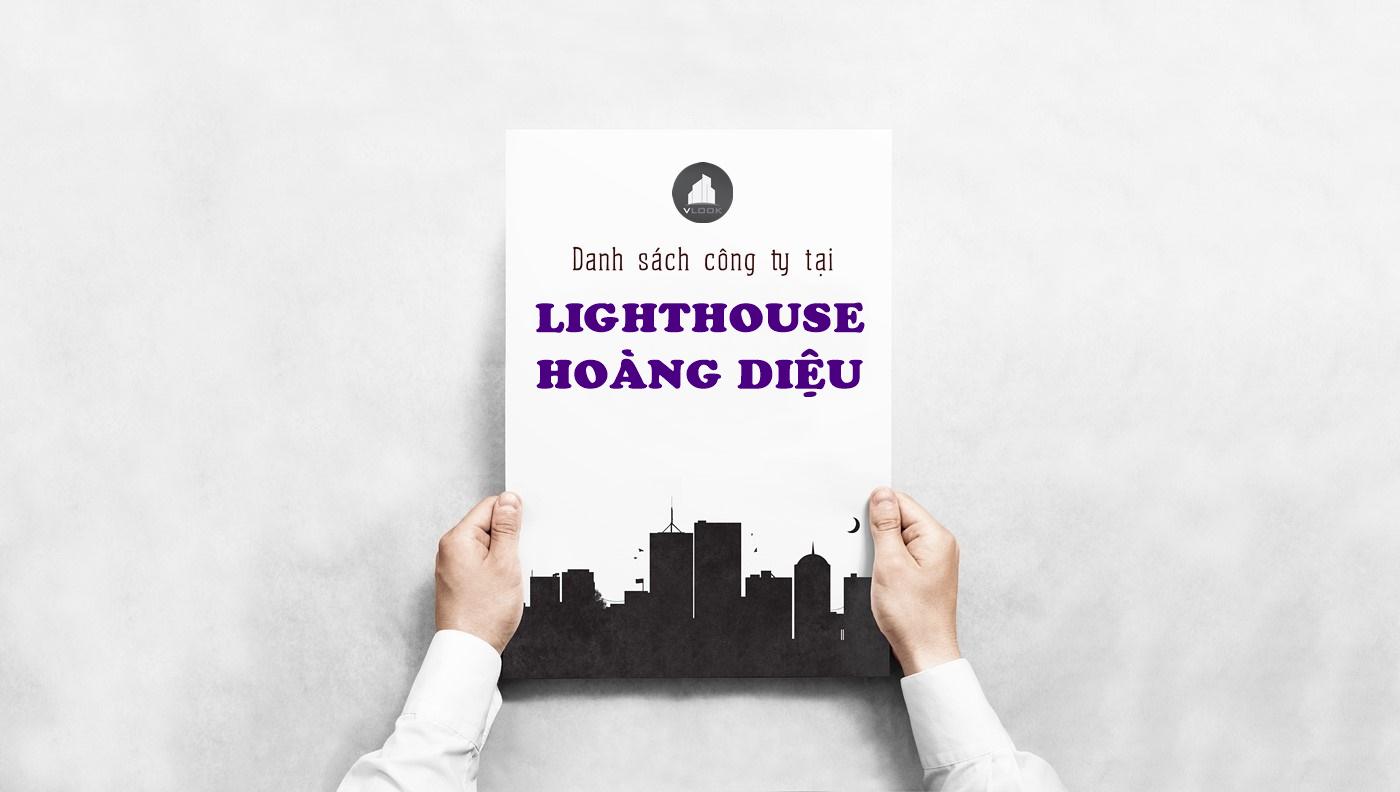 Danh sách công ty thuê văn phòng tại Lighthouse Hoàng Diệu, Quận 4