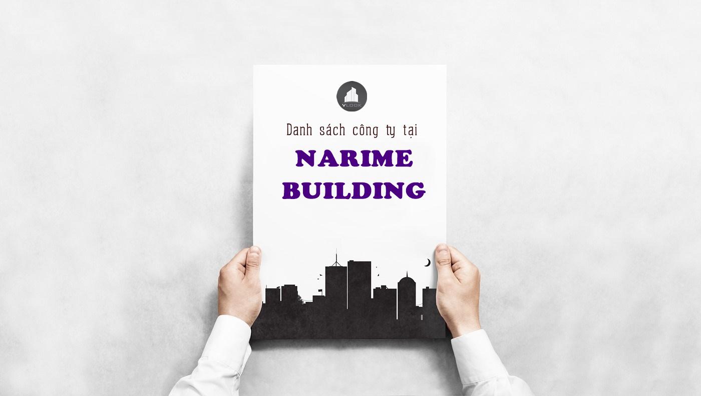 Danh sách công ty thuê văn phòng tại Narime Building, Đoàn Như Hải, Quận 4