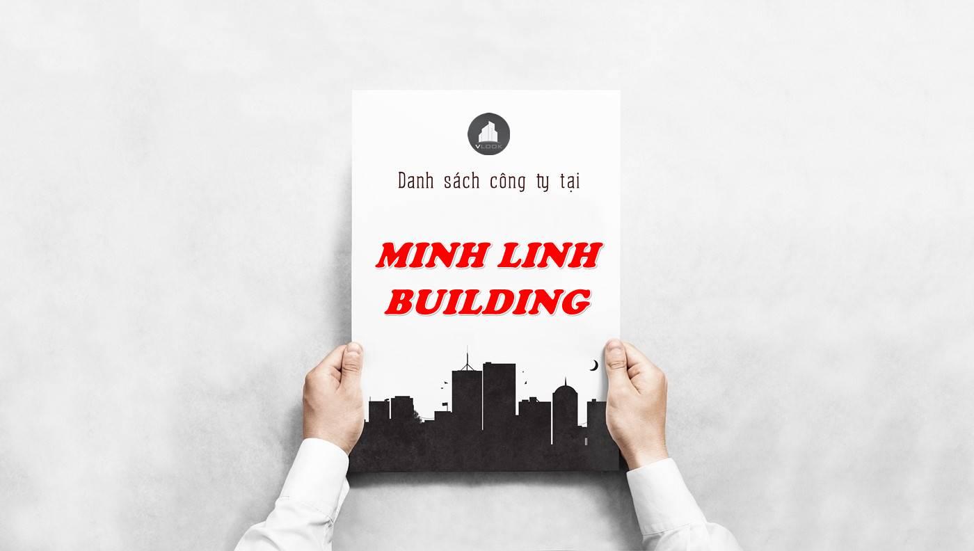 Danh sách công ty thuê văn phòng tại Minh Linh Building, Quận 5
