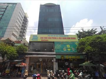 Cao ốc văn phòng cho thuê Đỗ Đầu Thành Nguyên Cách Mạng Tháng Tám, Quận 3, TP.HCM - vlook.vn