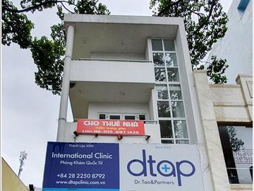 Văn phòng cho thuê Dtap Building, Trần Hưng Đạo, Quận 5 - vlook.vn
