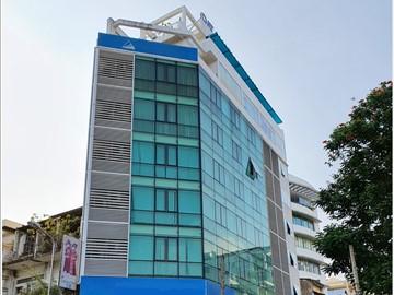 Văn phòng cho thuê Galaxy Tower, Trần Hưng Đạo, Quận 5 - vlook.vn