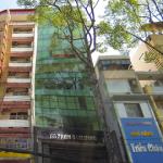 Văn phòng cho thuê Hà Phan Building Trần Hưng Đạo, Quận 5 - vlook.vn