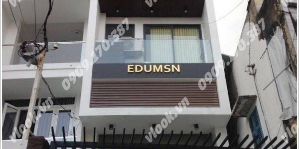 Cao ốc văn phòng cho thuê Hlao Office Trần Quang Diệu Quận 3, TP.HCM - vlook.vn