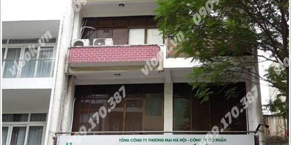 Cao ốc văn phòng cho thuê Hapro Building Phó Đức Chính, Quận 1, TP.HCM - vlook.vn