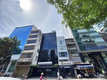 Cao ốc cho thuê văn phòng IMM Building, Nguyễn Đình Chiểu, Quận 3, TPHCM - vlook.vn