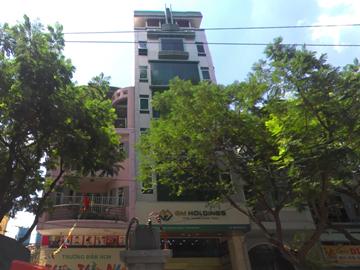 Văn phòng cho thuê Kangaroo Building, Hùng Vương, Quận 5 - vlook.vn